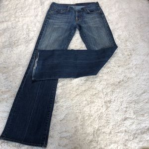 7 for all mankind women's jeans size 27